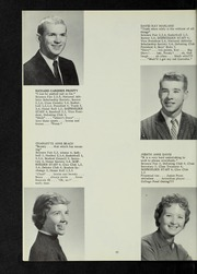 Page 16, 1961 Edition, Norwell High School - Shipbuilder Yearbook (Norwell, MA) online yearbook collection