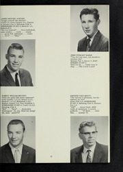 Page 17, 1961 Edition, Norwell High School - Shipbuilder Yearbook (Norwell, MA) online yearbook collection