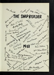 Page 5, 1961 Edition, Norwell High School - Shipbuilder Yearbook (Norwell, MA) online yearbook collection