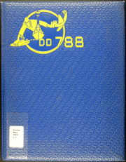 1959 Edition, Hollister (DD 788) - Naval Cruise Book
