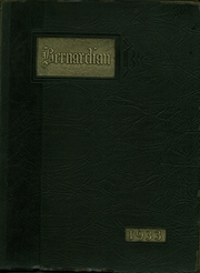 1933 Edition, St Bernards High School - Bernardian Yearbook (Fitchburg, MA)
