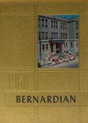 1960 Edition, St Bernards High School - Bernardian Yearbook (Fitchburg, MA)