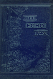 1942 Edition, Lunenburg High School - Echo Yearbook (Lunenburg, MA)