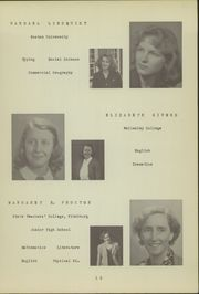 Page 17, 1942 Edition, Lunenburg High School - Echo Yearbook (Lunenburg, MA) online yearbook collection
