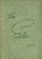 1946 Edition, Lunenburg High School - Echo Yearbook (Lunenburg, MA)