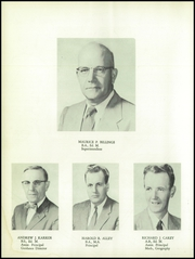 Page 10, 1958 Edition, Lunenburg High School - Echo Yearbook (Lunenburg, MA) online yearbook collection