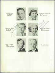 Page 12, 1958 Edition, Lunenburg High School - Echo Yearbook (Lunenburg, MA) online yearbook collection