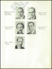 Page 13, 1958 Edition, Lunenburg High School - Echo Yearbook (Lunenburg, MA) online yearbook collection