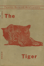 1946 Edition, Ipswich High School - Tiger Yearbook (Ipswich, MA)
