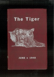 1948 Edition, Ipswich High School - Tiger Yearbook (Ipswich, MA)