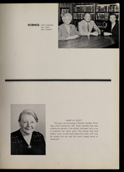 Page 11, 1956 Edition, Ipswich High School - Tiger Yearbook (Ipswich, MA) online yearbook collection