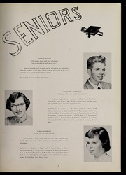 Page 13, 1956 Edition, Ipswich High School - Tiger Yearbook (Ipswich, MA) online yearbook collection