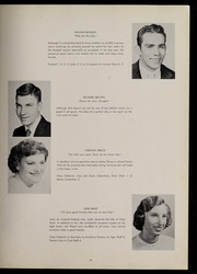 Page 15, 1956 Edition, Ipswich High School - Tiger Yearbook (Ipswich, MA) online yearbook collection