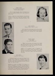 Page 17, 1956 Edition, Ipswich High School - Tiger Yearbook (Ipswich, MA) online yearbook collection