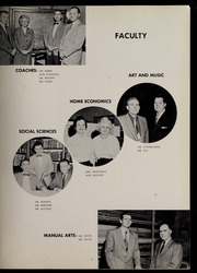 Page 9, 1956 Edition, Ipswich High School - Tiger Yearbook (Ipswich, MA) online yearbook collection