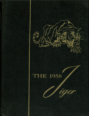 1958 Edition, Ipswich High School - Tiger Yearbook (Ipswich, MA)