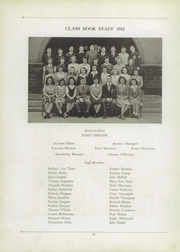 Page 14, 1943 Edition, Clinton High School - Memorabilia Yearbook (Clinton, MA) online yearbook collection