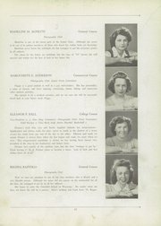 Page 17, 1943 Edition, Clinton High School - Memorabilia Yearbook (Clinton, MA) online yearbook collection
