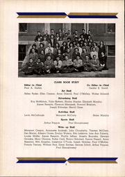 Page 10, 1944 Edition, Clinton High School - Memorabilia Yearbook (Clinton, MA) online yearbook collection