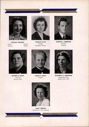 Page 15, 1944 Edition, Clinton High School - Memorabilia Yearbook (Clinton, MA) online yearbook collection