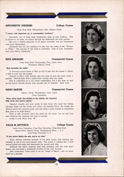 Page 17, 1944 Edition, Clinton High School - Memorabilia Yearbook (Clinton, MA) online yearbook collection