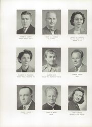 Page 12, 1950 Edition, Clinton High School - Memorabilia Yearbook (Clinton, MA) online yearbook collection