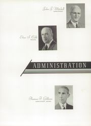 Page 9, 1950 Edition, Clinton High School - Memorabilia Yearbook (Clinton, MA) online yearbook collection