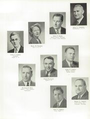 Page 11, 1952 Edition, Clinton High School - Memorabilia Yearbook (Clinton, MA) online yearbook collection
