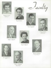 Page 12, 1952 Edition, Clinton High School - Memorabilia Yearbook (Clinton, MA) online yearbook collection