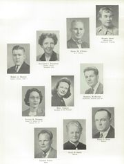 Page 13, 1952 Edition, Clinton High School - Memorabilia Yearbook (Clinton, MA) online yearbook collection