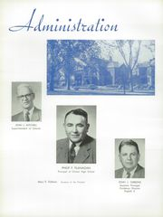 Page 10, 1959 Edition, Clinton High School - Memorabilia Yearbook (Clinton, MA) online yearbook collection