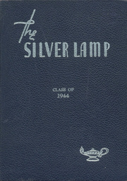 1944 Edition, Burke High School - Silver Lamp Yearbook (Dorchester, MA)