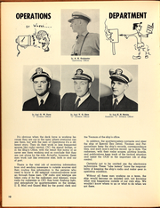 Page 12, 1955 Edition, Hopewell (DD 681) - Naval Cruise Book online yearbook collection