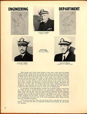 Page 16, 1955 Edition, Hopewell (DD 681) - Naval Cruise Book online yearbook collection