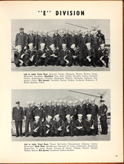 Page 17, 1955 Edition, Hopewell (DD 681) - Naval Cruise Book online yearbook collection