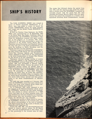 Page 4, 1955 Edition, Hopewell (DD 681) - Naval Cruise Book online yearbook collection