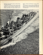 Page 5, 1955 Edition, Hopewell (DD 681) - Naval Cruise Book online yearbook collection