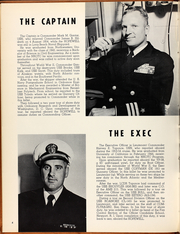 Page 6, 1955 Edition, Hopewell (DD 681) - Naval Cruise Book online yearbook collection