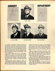 Page 8, 1955 Edition, Hopewell (DD 681) - Naval Cruise Book online yearbook collection