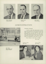 Page 12, 1958 Edition, Ralph C Mahar Regional High School - Toga Yearbook (Orange, MA) online yearbook collection