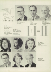Page 13, 1958 Edition, Ralph C Mahar Regional High School - Toga Yearbook (Orange, MA) online yearbook collection