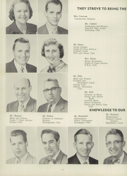 Page 14, 1958 Edition, Ralph C Mahar Regional High School - Toga Yearbook (Orange, MA) online yearbook collection