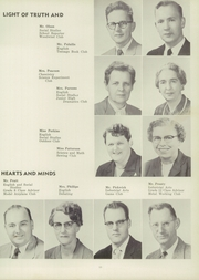 Page 15, 1958 Edition, Ralph C Mahar Regional High School - Toga Yearbook (Orange, MA) online yearbook collection