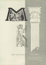 Page 17, 1958 Edition, Ralph C Mahar Regional High School - Toga Yearbook (Orange, MA) online yearbook collection