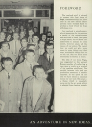 Page 8, 1958 Edition, Ralph C Mahar Regional High School - Toga Yearbook (Orange, MA) online yearbook collection