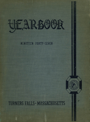 Turners Falls High School - Peske Tuk Yearbook (Turners Falls, MA) online yearbook collection, 1947 Edition, Page 1