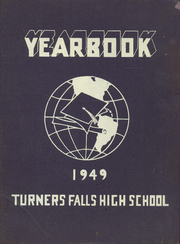Turners Falls High School - Peske Tuk Yearbook (Turners Falls, MA) online yearbook collection, 1949 Edition, Page 1