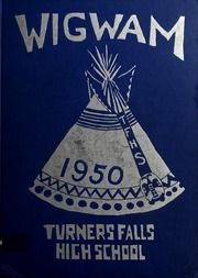 Turners Falls High School - Peske Tuk Yearbook (Turners Falls, MA) online yearbook collection, 1950 Edition, Page 1