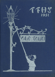 Turners Falls High School - Peske Tuk Yearbook (Turners Falls, MA) online yearbook collection, 1951 Edition, Page 1