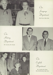 Page 15, 1952 Edition, Turners Falls High School - Yearbook (Turners Falls, MA) online yearbook collection